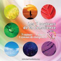 7 Couleurs de la Conscience Sophrologie reconnective