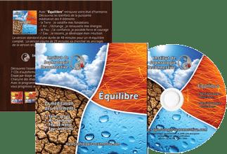 CD ÉQUILIBRE , la méditation des 4 éléments