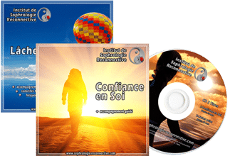 CD 2 titres LÂCHER PRISE + CONFIANCE EN SOI